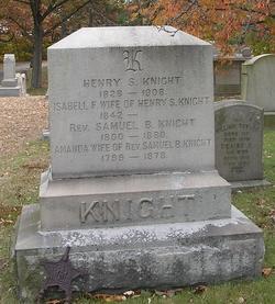 Rev Samuel B. Knight
