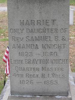 Harriet Knight
