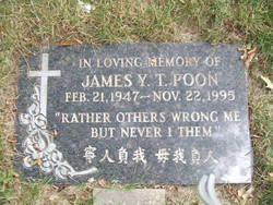 James Y.T. Poon