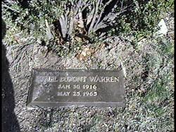 Ethel <I>Du Pont</I> Warren