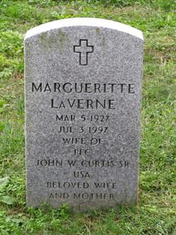 Margueritte Laverne Curtis