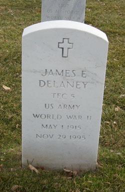 James E Delaney