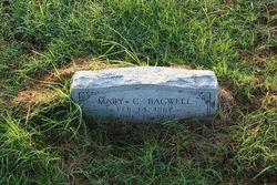 Mary Christine <I>Scott</I> Bagwell