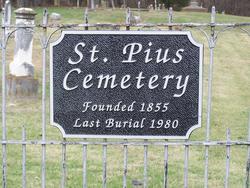 Saint Pius Cemetery