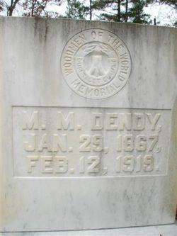 M. M. Dendy