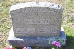 Margaret D. <I>Jones</I> Hinson