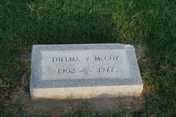 Thelma <I>Young</I> McCoy