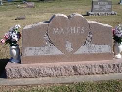 Betrice Louise <I>Miller</I> Mathes