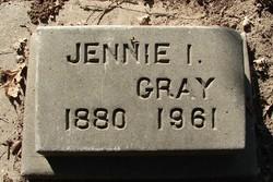 Jennie I Gray