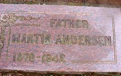 "Niels Marinus ""Martin"" Andersen"
