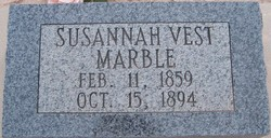 Susannah Vest Marble