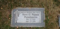 Steve Gust Pappas