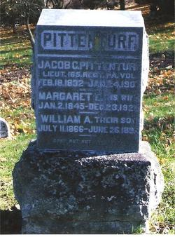 Lieut Jacob C. Pittenturf