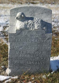 Samuel Grant Hacking