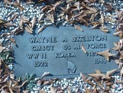 Wayne A. Skelton