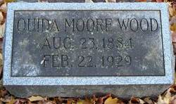 Ouida <I>Moore</I> Wood
