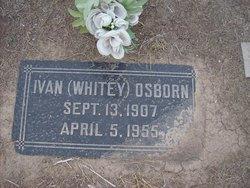 Ivan (WHITEY ) Osborn