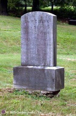 Capt William Christopher Nunn