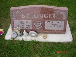 """Glen William """"Ford"""" Bolsinger"""