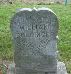 William Bolsinger