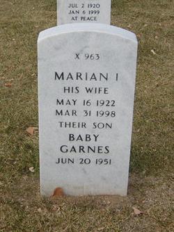 Marian I Garnes