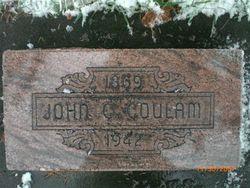 John Cordon Coulam
