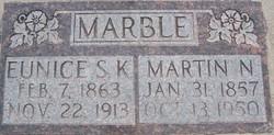 Eunice S K Marble