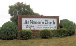 Pike Mennonite Church Cemetery