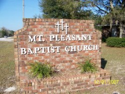 Mount Pleasant Baptist Church Cemetery
