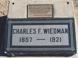 Charles Wiedman