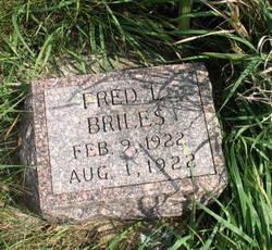 Fred L Briles