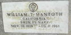 William Terrell Mantoth