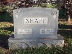 John David Shaff