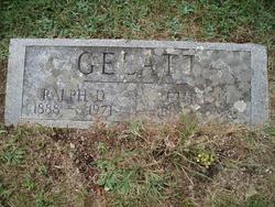 Ralph Dean Gelatt