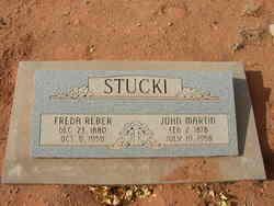 John Martin Stucki
