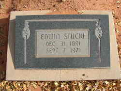 Edwin Stucki