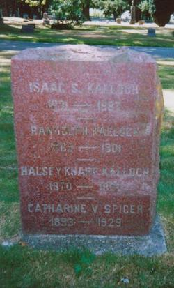 Halsey Knapp Kallock