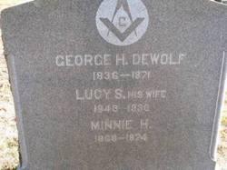 Lucy S Dewolf