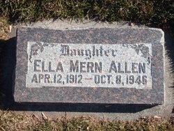 Ella Mern Allen