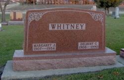 Margaret Jensen Whitney
