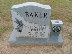 Nelda Mae <I>Pullen</I> Baker