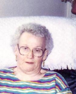 Nellie Marie <I>Wolf</I> Anderson