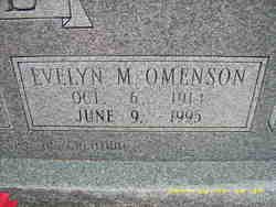 Evelyn M. <I>Omenson</I> Bakke