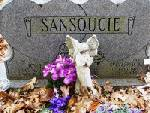 "Joy Isabell ""Pat"" <I>Dickerson</I> Sansoucie"