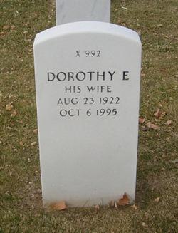 Dorothy E Gearhart