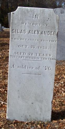 Silas Alexander