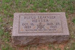 Rufus Learneer Hester