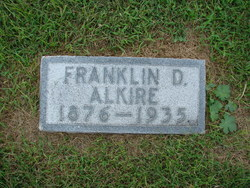 Franklin D Alkire