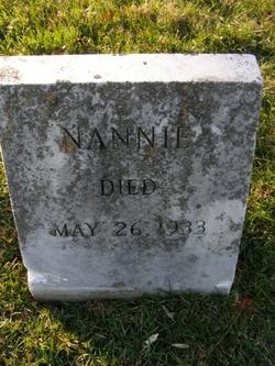 Nannie Freeman Stier