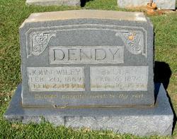Beulah <I>Fox</I> Dendy